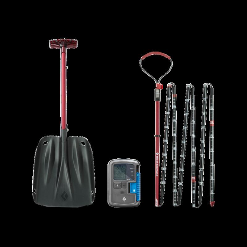 Black Diamond Recon BT Avalanche Safety Set