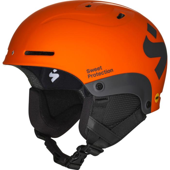 Sweet Protection Blaster II mips jr flame orange