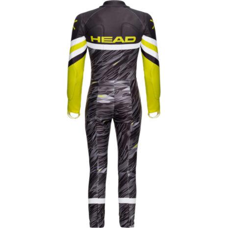 Head Race Suit back