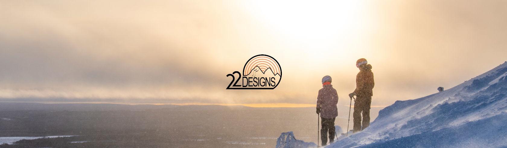 22 Designs brand logo