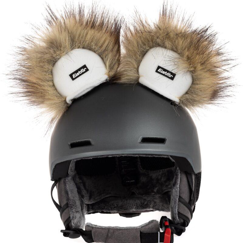 Eisbär Teddy Ears Valk kypäräkorvat
