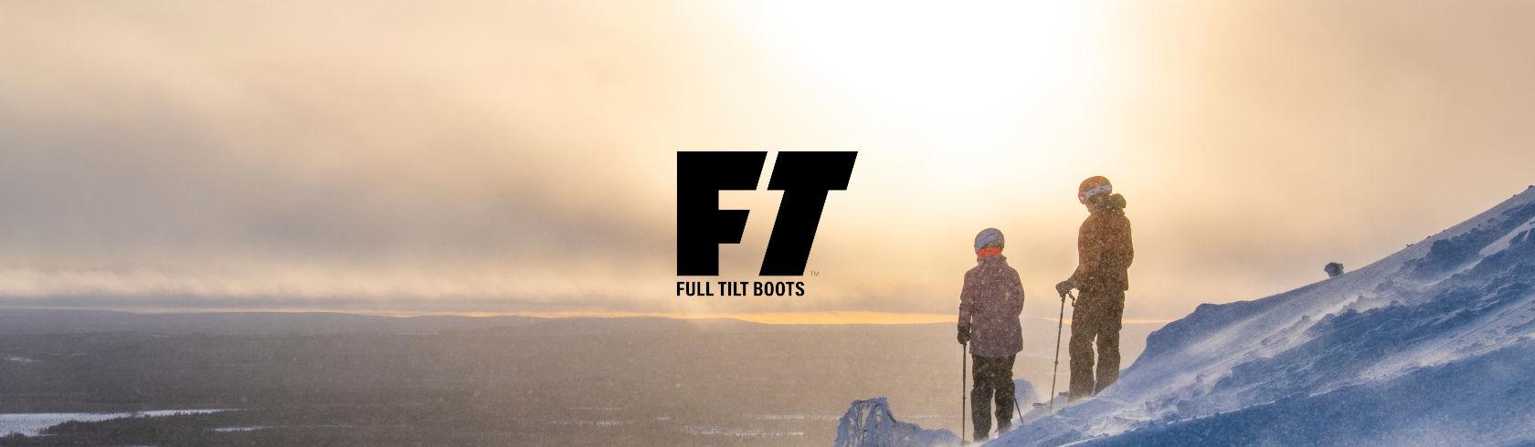 Full Tilt ski boots brand logo