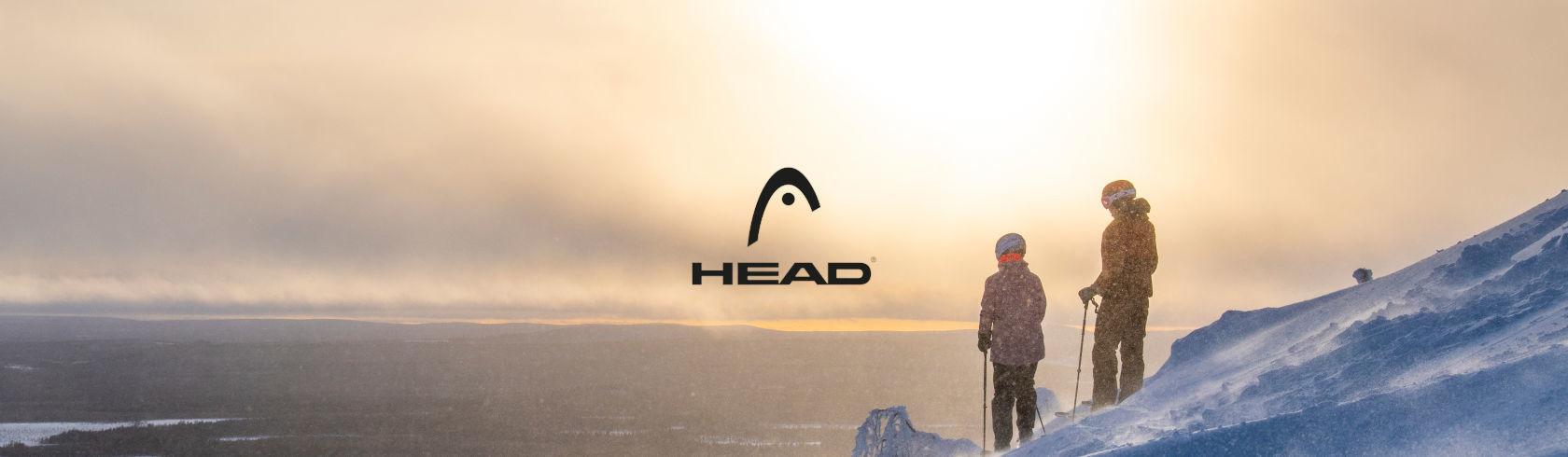 Head skis brand logo