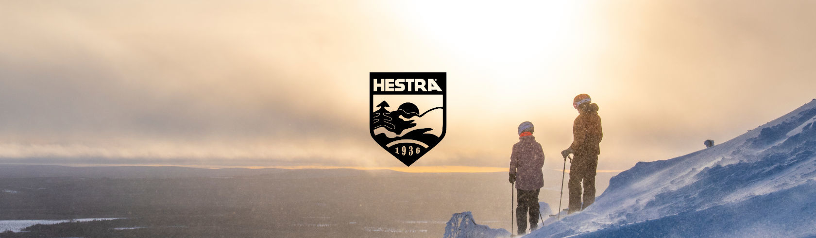 Hestra brand logo