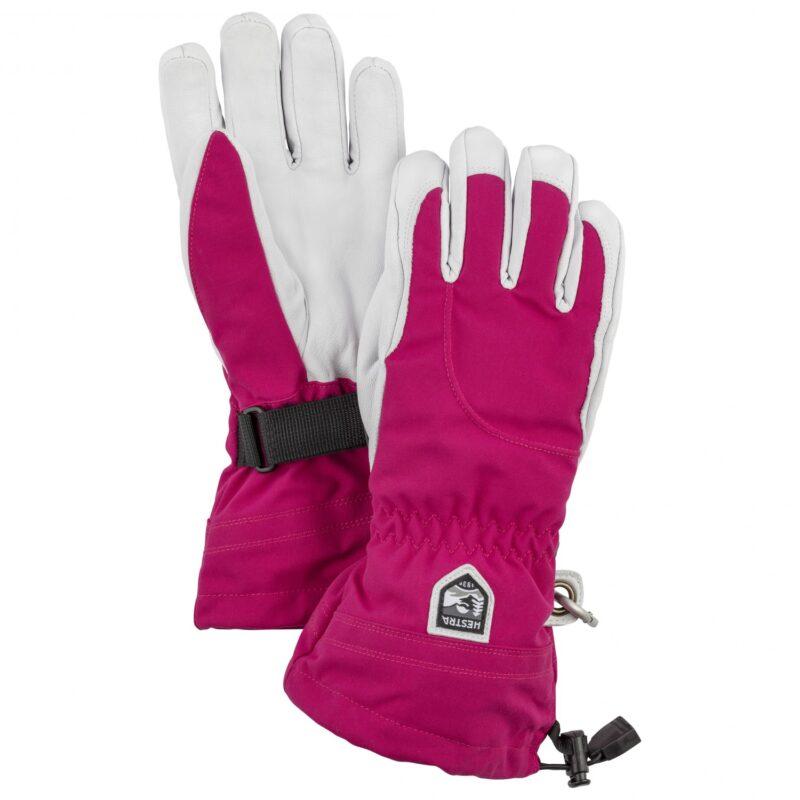 Hestra Heli Ski Female Pink
