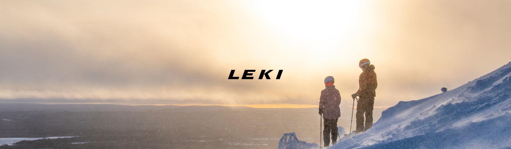 Leki poles brand logo