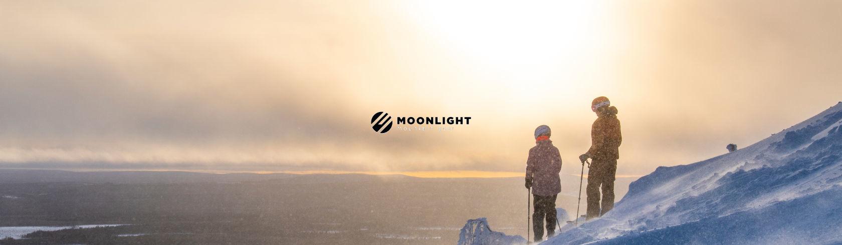 Moonlight Mountain Gear brand logo