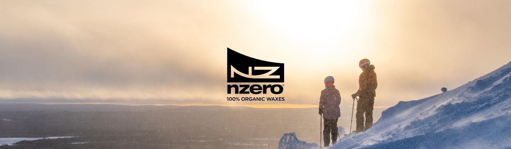 Nzero brand logo