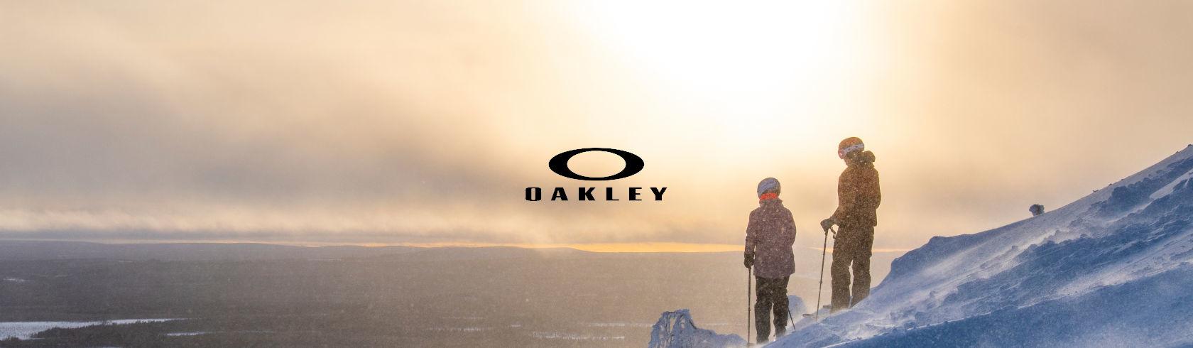 Oakley brand logo