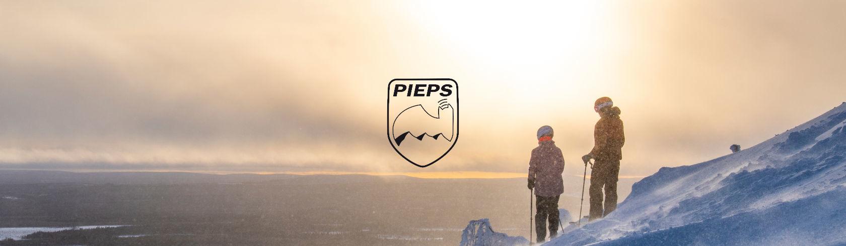 Pieps brand logo