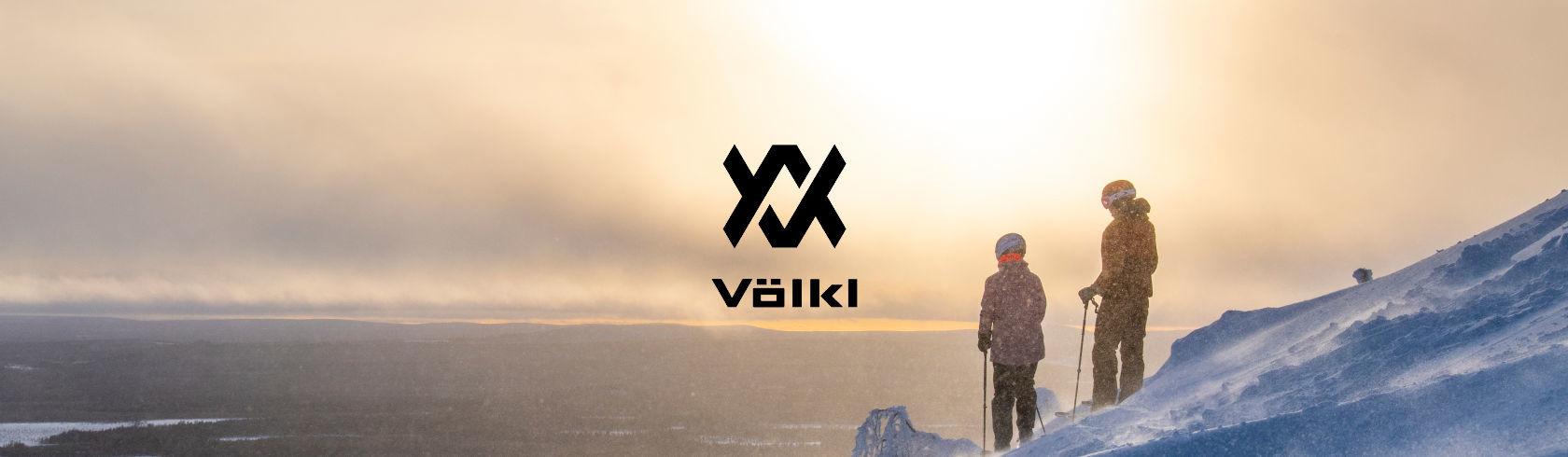 Völkl skis brand logo