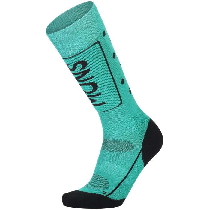 Mons Royale Mons Tech Cushion Sock Marina/Black
