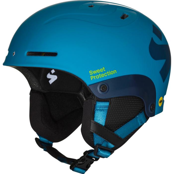 Sweet Protection Blaster II mips jr aquamarine