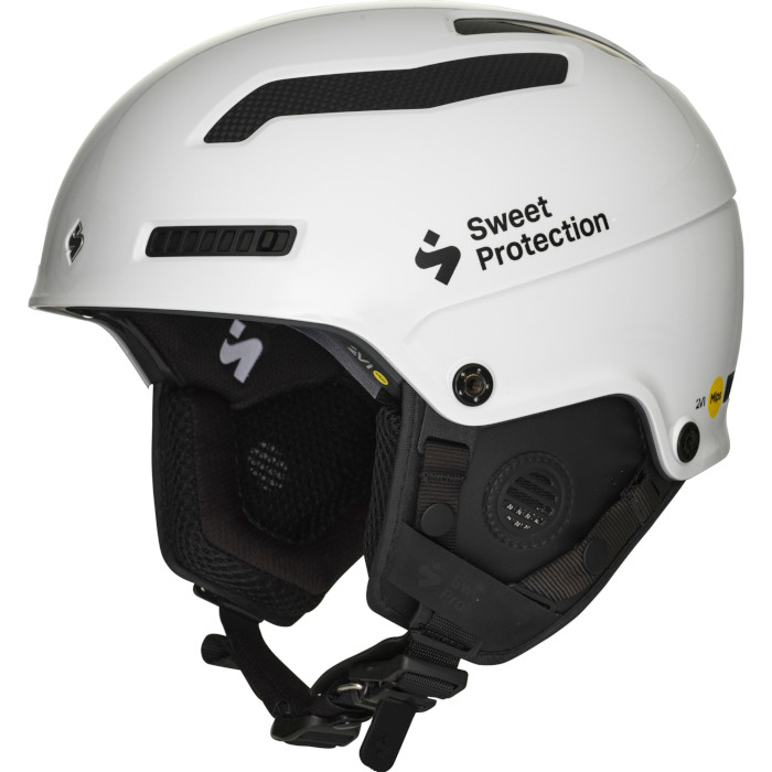 Sweet Protection Trooper 2Vi Mips Glossy White