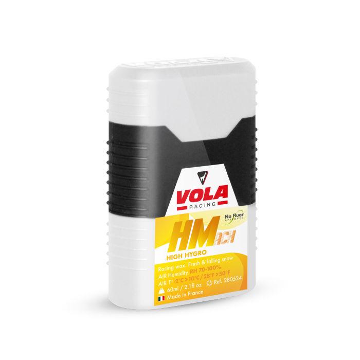 Vola Hmach Ski Wax 60ml yellow