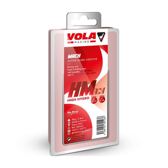 Vola Hmach Ski Wax 80g punainen